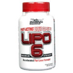 Nutrex Lipo 6 Black review- Should you use it?
