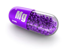 Pill magnesium