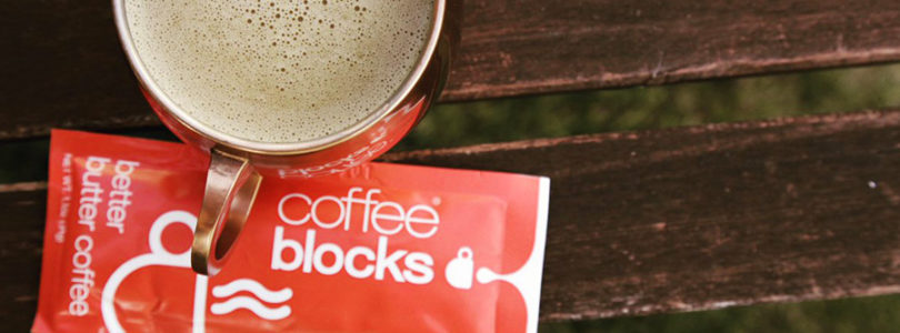 Coffee Blocks - Sounds weird, but does it work?