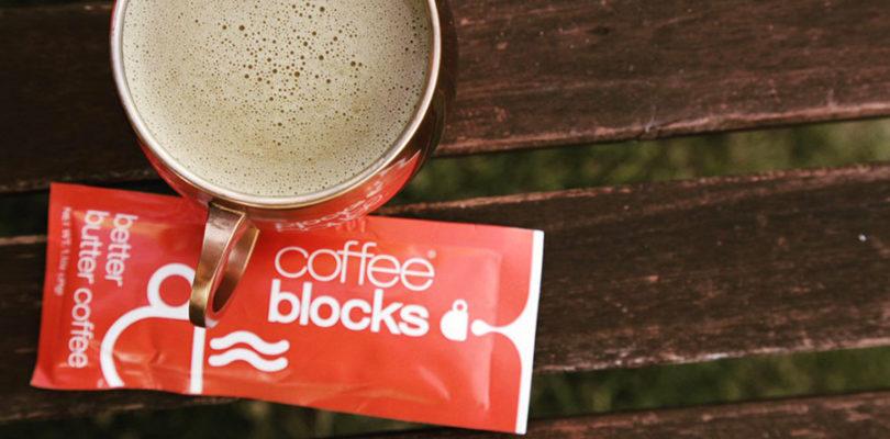 Coffee Blocks - Sounds weird, but does it work?