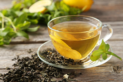 Ingredients of Green Tea Fat Burner