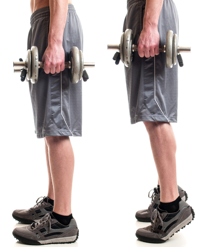 GetHuge Legs at Home Using Only Dumbbells-How to Exercise on a Budget