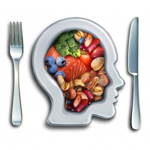 brain food, memory booster, salmon, blueberry, nuts