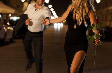 man has more energy with Progentra to take wife on date night