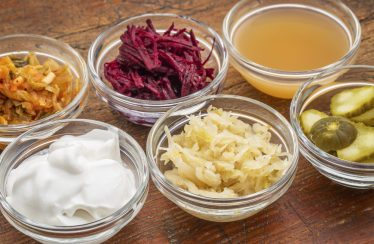 Foods that are high in Probiotics