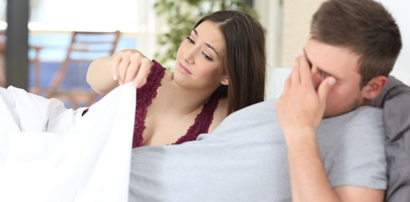 What Really Causes Erectile Dysfunction?