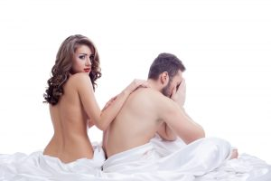 problem with Erectile dysfunction
