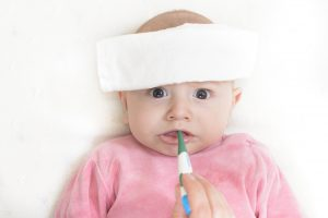 Dealing With Common Diseases During Your Infant's Development