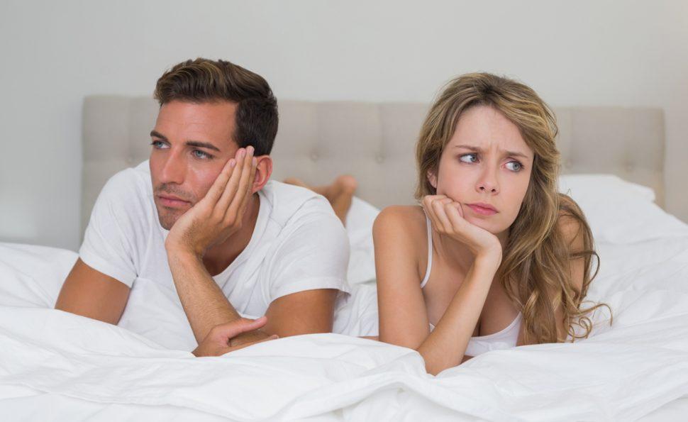 couple misunderstandings