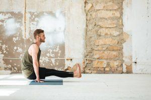 yoga pose balance