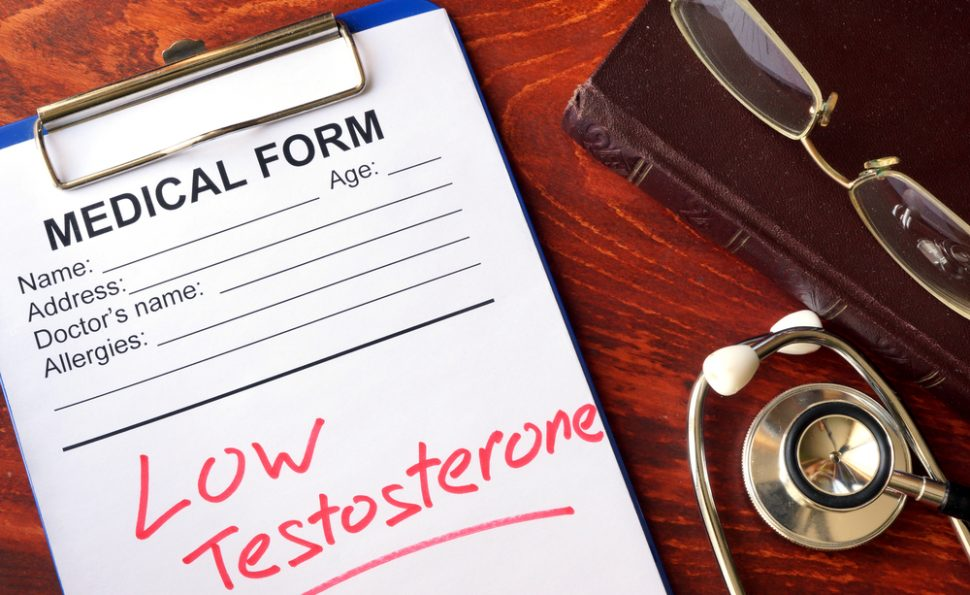 low testosterone medical diagnosis