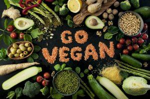 go vegan plant based food