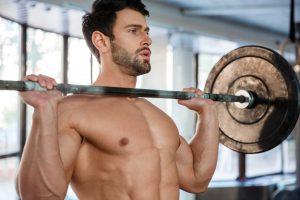 weightlifting man