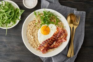 HIGH-FAT MEALS VS HIGH PROTEIN MEALS; WHICH ONE IS BETTER FOR WEIGHT LOSS